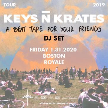 Keys N Krates - BOSTON-img