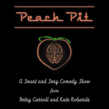 Peach Pit Comedy!-img