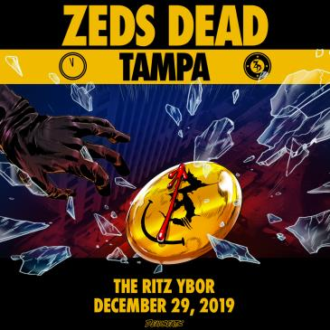 Zeds Dead - TAMPA: Main Image
