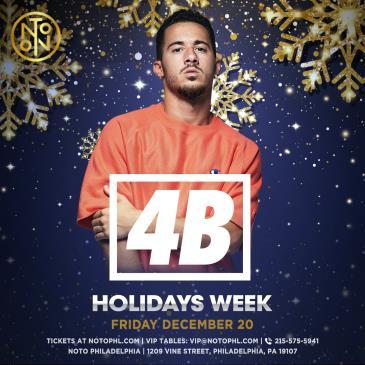 4B: Holidays Week: Main Image