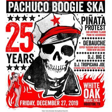 Los Skarnales 25th Anniversary-img