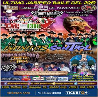 ULTIMO JARIPEO BAILE DEL 2019: Main Image