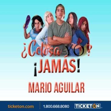 MARIO AGUILAR CELOSA YO? JAMAS!: Main Image