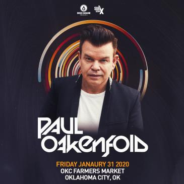 Paul Oakenfold - OKLAHOMA CITY: Main Image