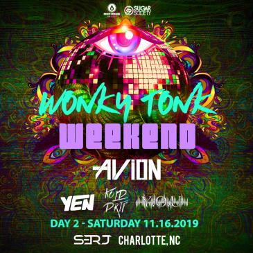 Wonky Tonk Weekend (PT Two) - CHARLOTTE: