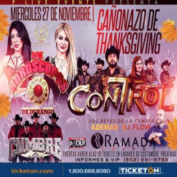 BAILE DE THANKSGIVING
