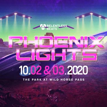 Phoenix Lights 2020 - Postponed Until Further Notice: Main Image