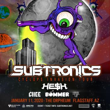 Subtronics: Main Image