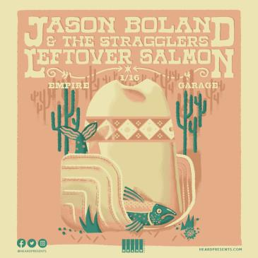 Leftover Salmon and Jason Boland & The Stragglers: Main Image