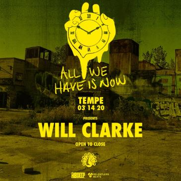 Will Clarke: Main Image