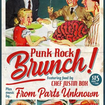 Punk Rock Brunch w/ Justin Box & From Parts Unknown-img
