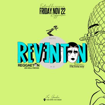 Reventon Reggaeton in Hollywood-img