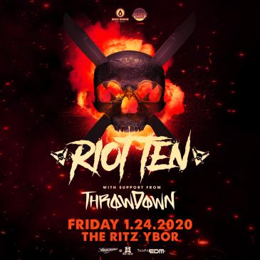 Riot Ten - TAMPA: Main Image