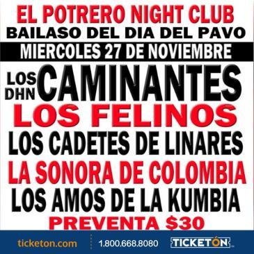 LOS CAMINANTES DE H N: Main Image