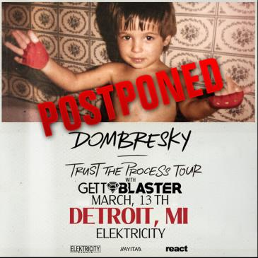 DOMBRESKY - CANCELLED: Main Image