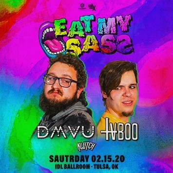 DMVU & TVBOO PRESENT: EAT MY SASS TOUR - TULSA: Main Image