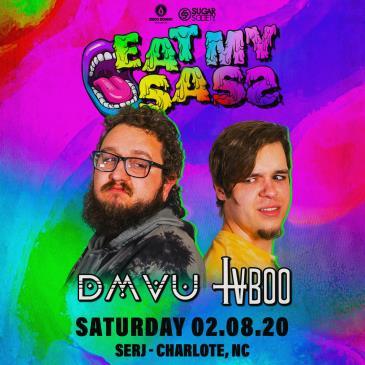 DMVU & TVBOO PRESENT: EAT MY SASS TOUR - CHARLOTTE: Main Image