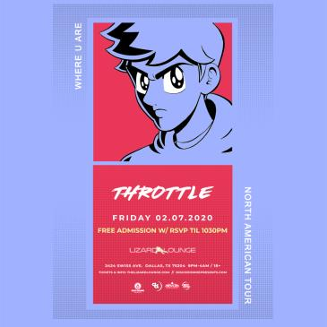 Throttle - DALLAS: Main Image