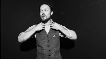Ryan Montbleau solo: Main Image