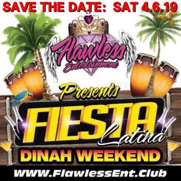 FIESTA LATINA DINAH WEEKEND W/DJ TWOLIPS & COCO VILLALOBOS-img
