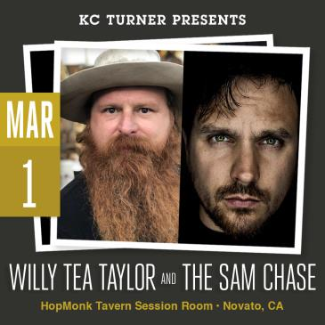 The Sam Chase & Willy Tea Taylor: Main Image