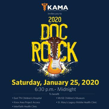 Doc Rock For Health: Main Image