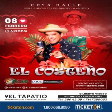 CENA BAILE CON EL COSTEÑO: Main Image
