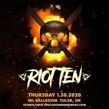 Riot Ten - TULSA: Main Image