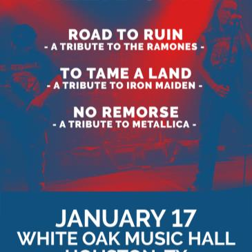 Winter Meltdown Tribute: Ramones, Iron Maiden, and Metallica-img