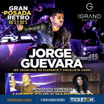 JORGE GUEVARA: Main Image