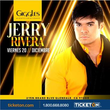 JERRY RIVERA EN LOS ANGELES: Main Image