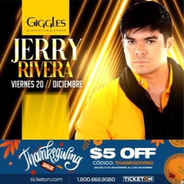 JERRY RIVERA EN LOS ANGELES