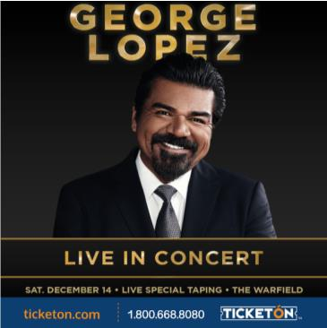 GEORGE LOPEZ - LATE SHOW: Main Image