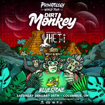 Dirt Monkey - COLUMBUS: Main Image