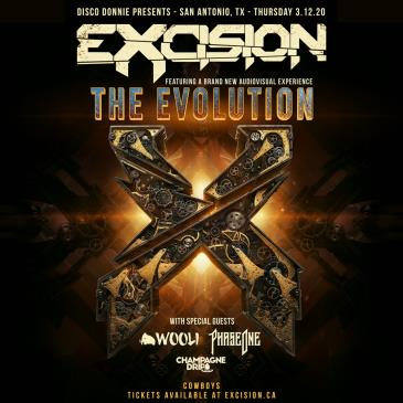 Excision - SAN ANTONIO: Main Image