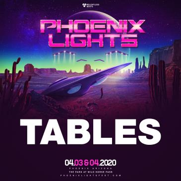 Phoenix Lights 2020 (TABLES) Postponed Until Further Notice: Main Image
