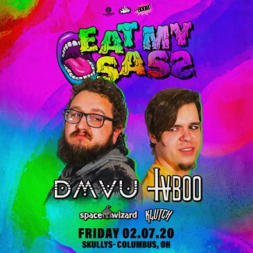 DMVU & TVBOO PRESENT: EAT MY SASS TOUR - COLUMBUS: Main Image
