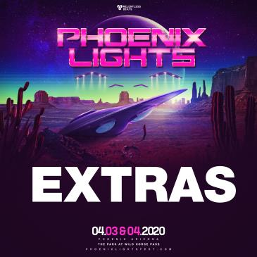 Phoenix Lights 2020 (EXTRAS) Postponed Until Further Notice: Main Image
