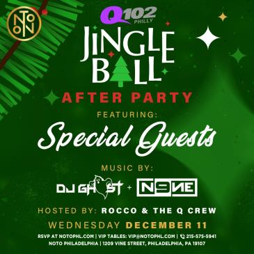 Jingle Ball Afterparty: Main Image