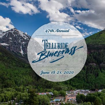Telluride Bluegrass 2020: Main Image