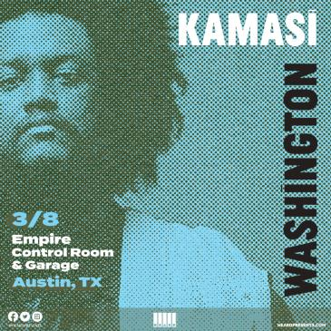 Kamasi Washington: Main Image