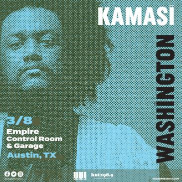 KUTX Presents: Kamasi Washington-img