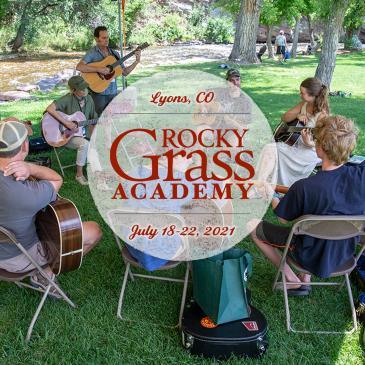 RockyGrass Academy: Main Image