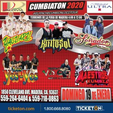 MEGA FESTIVAL DE LA CUMBIA/MADERA,CA.: Main Image