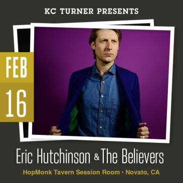 Eric Hutchinson & The Believers: Main Image