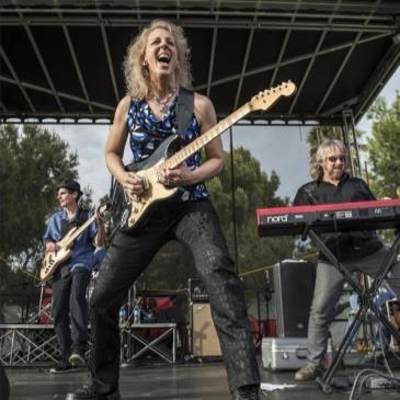 Laurie Morvan Band-img