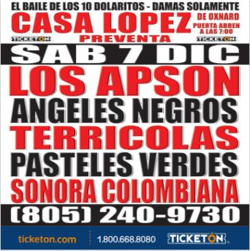 LOS APSON: Main Image