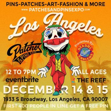 Patches and Pins Expo Los Angeles-img