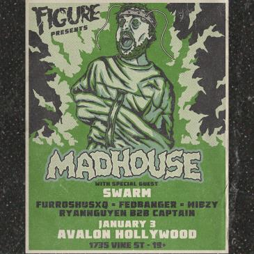 FIGURE PRESENTS MADHOUSE: Main Image