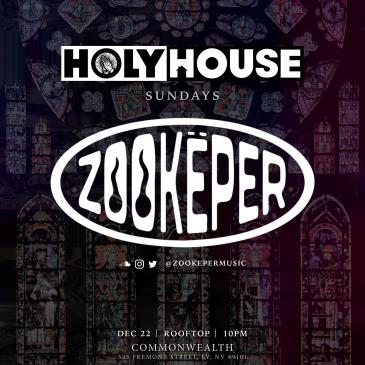 Holy House No 37 - Zookeeper  (21 +)-img
